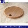 Solid OAK Cutting Board, Round Cutting board, Wood Pizza Tray