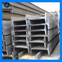 SS400 Grade and Hot Rolled Technique China mild steel I beam weight and specifications