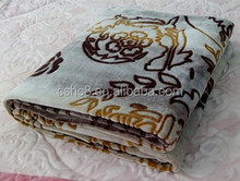 sculpted throw, luxury blanket, flannel blanket for adults