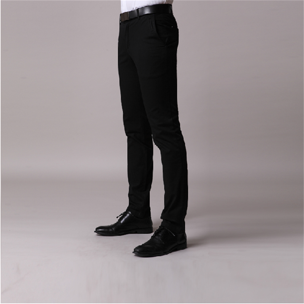 2015 Men New Style Designs Pure Cotton Formal Pants Fashion High Quality Casual Trousers Man ...