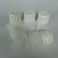 Guangzhou free sample plastic cap for children's laundry detergent packing bag