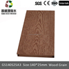 Manufactory Price !!! High quality wood plastic / new design WPC decking / decking tile