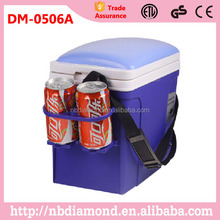 6L Mini Car Refrigerator CE approval cooler and warmer