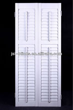 J.S.L Excellent in quality Wooden plantation shutter/window shutters