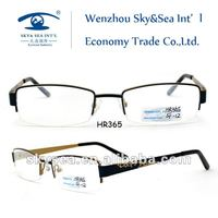 cheap Metal titan spectacle frame 2013 new products wenzhou optical frames