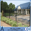 hot sales with high quality manufacture galvanized steel fence and balcony guardrail