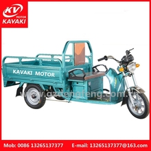 Chinese factory 48v/900w cargo tricycle easy electric trike with the best paint rust prevention