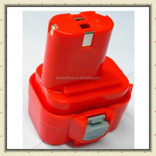 Replacement battery for Makita Cordless Drill battery 9.6V 192019-4 192534-A 9100 9100A 9101 9101A 9102