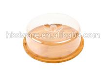 nova multifuncional plástico cúpula de queijo set atacado