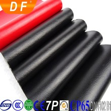 2015 Factory wholesale pvc Leather for Shell Material bike