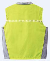 led sleeveless vest man work, work vests