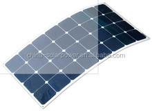 shenzhen factory direct sell 120w 200w flexible solar panel