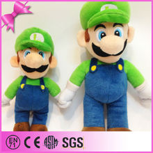 cheap famous custom game character plush toy soft stuffed doll