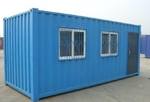 beijing the latest container office design 40ft container home prebuilt container houses