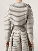 Short persienne jacket, high end fashion wholesale clothing no minimum order, turkish women coats (TW0116J)
