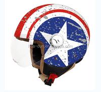 JinHua HD scooter helmet,ECE open face helmet/,jet helmet (HD-592)