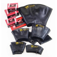350-8 High quality wholesale motorcycle butyl inner tubes