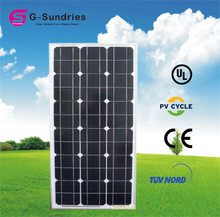 China portable china supplier 70w solar panel