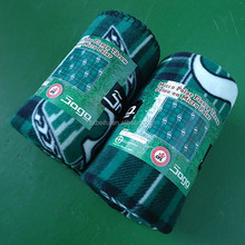 280GSM selling in market very good quality with card walmart blankets