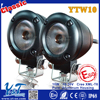 Best Factory Price,one year Warranty new round black 10w car led tuning light/super bright led work light led driving lights