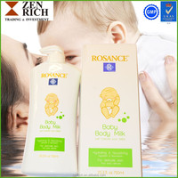 Natural Honey/Mineral Oil Baby Skin Whitening Milk Lotion in Body Lotion