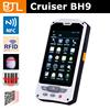 Cruiser BH9 Y82 5MP 4.3 inch GSM Handheld outdoor industrial pda rfid reader