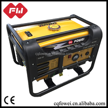 Mobile petrolic generator made in china
