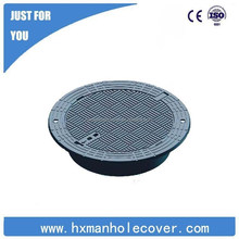 anti subsidence ductile iron manhole cover,cast iron manhole cover for Road construction