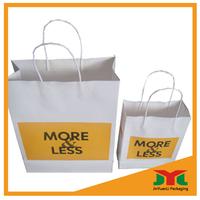 High quality bandung paper shopping bag