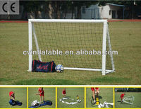 inflatable sports game / portable soccer goal / inflatable football gate