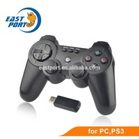 2015 hot sale wireless controller/joystick/gamepad for 3 in 1 PS3, PC & Xinput