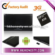 """JX-004Mx 2012 7"""" Android 4.0 OS 3G Notebook"""