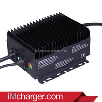 12 Volt 20 amp electric sweeper scrubber charger for Advance