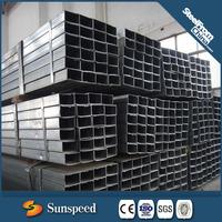 aluminium rectangular tube /Galvanizing Rectangular Tube