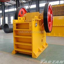 Shanghai Tarzan hot recommended small construction equipment jaw crusher from Tarzan machinery