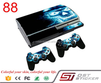 Protecive Custom Vinyl decal Skin stickers for PS3 Fat Wholesale
