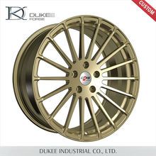 Forged durable aluminum used alloy wheel for good sale