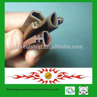new best selling products door & window accessories sponge rubber door seal strip