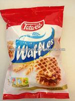 HALAL food Uncle Pop cracker 150g Belgian waffles biscuit