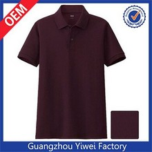 Bulk 100% cotton custom mens couple polo shirt