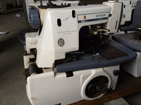 Good Condition SINGER 299 used second hand button hole machine with singer sewing machine spare parts