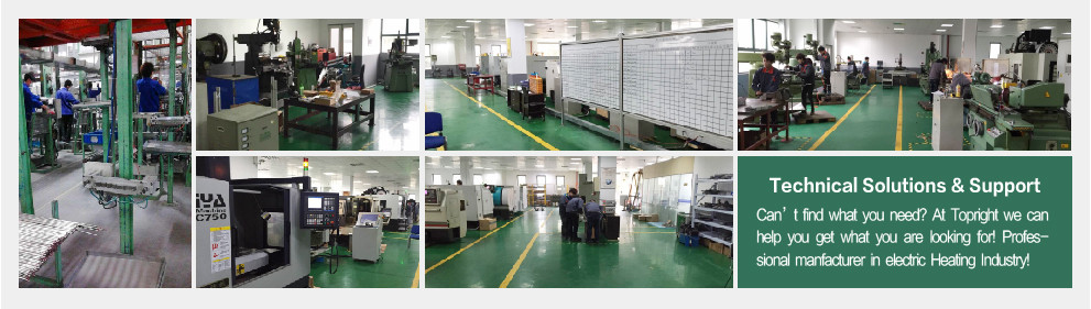 Topright production line