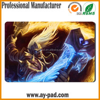 AY Rubber and Fabric Play Mats World of Warcraft Mat for Promotional Gifts