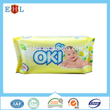 Best selling Made in china Cheap Comfortable baby hand and mouth wet wipes