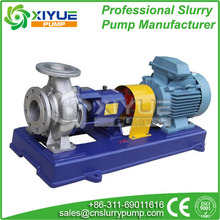 IH liquid transfer chemical textile pump