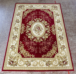High density China produce Persian style fashion carpet and mat