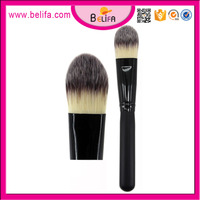 Belifa synthetic hair short handle single foundation makeup cosmetic brush