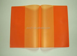 A4 size New plastic Clear PVC Book Cover