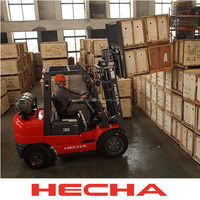 3.5T NISSAN engine gasoline/LPG Forklift trucks for sale