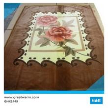 king size korean mink 2 ply super soft blanket wholesale